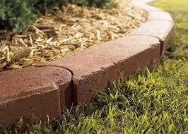 home depot decorative bricks edge like a pro garden club