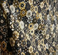 Black And Gold Curtain Fabric Black And Gold Curtain Fabric Soozone