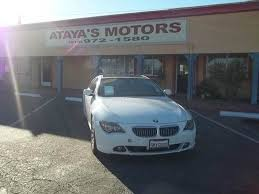 2005 bmw 6 series problems 2005 bmw 6 series 645ci 2dr coupe in sacramento ca atayas motors inc