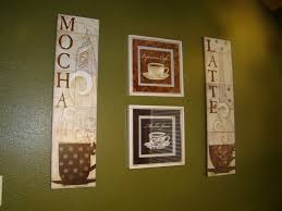 coffee decoration for kitchen home and interior