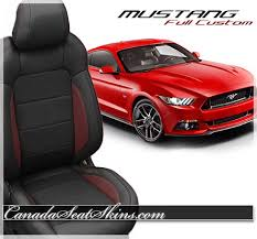 ford com 2015 mustang 2015 2017 ford mustang katzkin custom leather upholstery