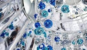 Outdoor Christmas Ornament Balls by Nuriacota Swarovski Inaugurates First Outdoor Christmas Tree In