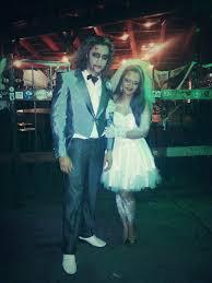 Zombie Bride Groom Halloween Costumes Seattle Halloween 2014 Ananya Tales