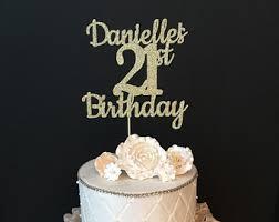 birthday cake toppers birthday cake topper etsy