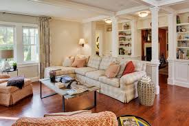 Platts Furniture For A Traditional Family Room With A Butcher - Traditional family room
