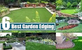 Timber Garden Edging Ideas Landscape Timbers For Garden Edging Wooden Landscape Timbers