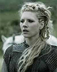 lagatha lothbrok hairstyle vikings