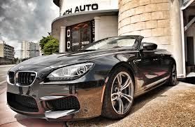 car hire bmw rent brand bmw m6 convertible in miami rental ccm miami