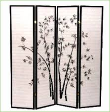 Onin Room Divider by Wicker Screen Room Divider Get Minimalist Impression Forbes Ave