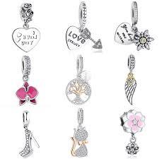 sterling silver beads pandora bracelet images Buy 100 925 sterling silver beads enamel daisy jpg