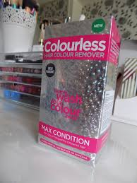 makeup madness colourless hair colour remover review