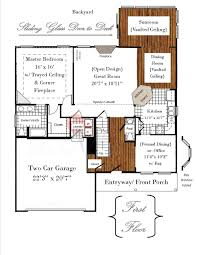 home tour floor plan snazzy little things