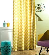 Yellow Patterned Curtains Yellow Curtains Sheer Yellow Sheer Curtains 95 Clame Co