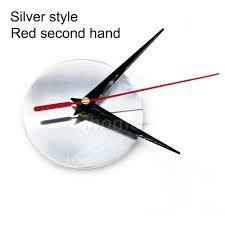 aliexpress com buy 3d home decor diy wall clock quartz acrylic
