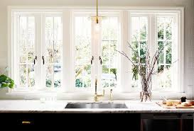 Gold Kitchen Sink Kitchen Sink Windows Contemporary Kitchen