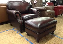 Best Leather Chair And Ottoman Top Leather Chair With Ottoman Simon Li Leather Chair And Ottoman