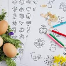 colour flowers placemats pack 9 free u0026p pretty