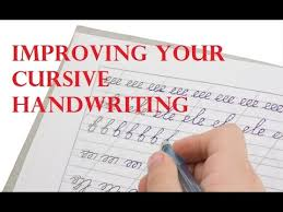 how write cursive handwriting cursive writing practice how to improve cursive handwriting