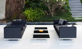 Modern Deck Furniture by Curran Specializes In European High End Modern Outdoor Furniture