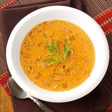 hungarian mushroom soup recipe taste of home
