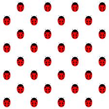 ladybug wrapping paper free digital dotted ladybug scrapbooking paper ausdruckbares