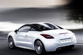 peugeot rcz tuning first photos of 2013 peugeot rcz coupe facelift