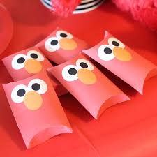 elmo party favors elmo birthday party ideas on a budget