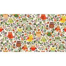 Owl Kitchen Curtains by Modern Owls Fabric Nursery Pinterest Owl Fabric Owl And