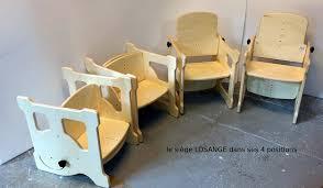 siège handicapé le siège losange gabamousse mobilier adapté pour enfants