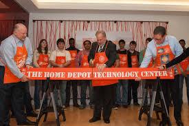 home depot opens technology center at georgia tech