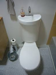 furniture appealing porcelain toilets design with sink on tank