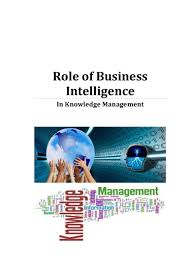 role of business intelligence in knowledge management