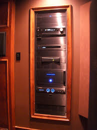 home theater rack system component rack for home theater equipment design and ideas homes