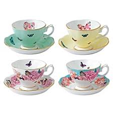 tea cups tea mugs teacups and saucer sets bed bath beyond