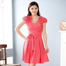 asia fashion wholesale cheap dress wholesale from asia k3214 watermelon k3214