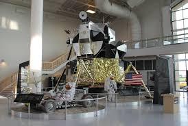 Lunar Module Interior Lunar Module Alain Gayot Photos Gallery