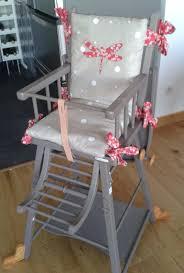 siege pour chaise haute coussin pour chaise haute en bois