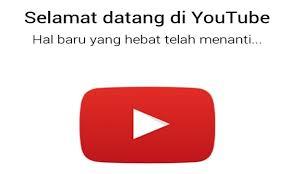 membuat akun youtube di hp daftar dan membuat akun youtube terbaru di hp
