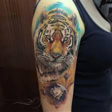 tiger sleeve best design ideas