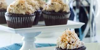 gluten free u0026 vegan german chocolate cupcakes follow your heart