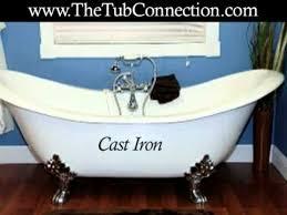 Bathtub Reglazing Tulsa Clawfoot Tub Bathtubs Tulsa Ok Youtube