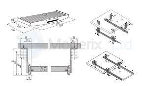 Mouse Platform Under Desk Under Desk Computer Keyboard Tray Shelf Sliding Drawer Complete
