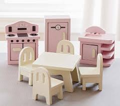 Dollhouse Kitchen Furniture by Dollhouse Kitchen Set Pottery Barn Kids
