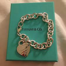 bracelet tiffany heart tag images Tiffany co jewelry return to tiffany heart tag charm bracelet jpg