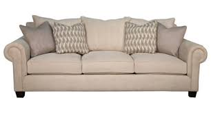traditional sofas with skirts fairmont designs addison traditional sofa with rolled panel arms