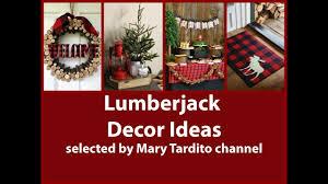 Home Decor Channel Lumberjack Decor Ideas U2013 Woodland Home Decor Ideas U2013 Buffalo Plaid