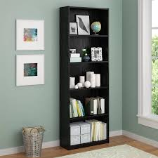 ameriwood 5 shelf bookcase multiple colors walmart com