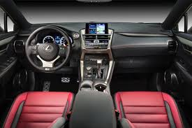 lexus nx and toyota rav4 lexus nx 200t and nx 300h interiors will help modernize the brand