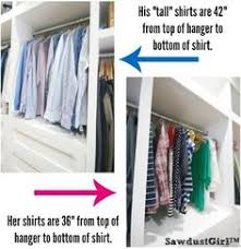 Design A Closet How To Plan And Design A Built In Closet Sawdust Sawdust