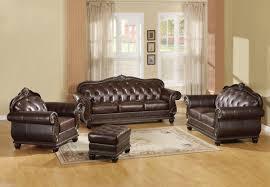 3 Pc Living Room Set 3pc Anondale Espresso Sofa Loveseat Chair Living Room Furniture